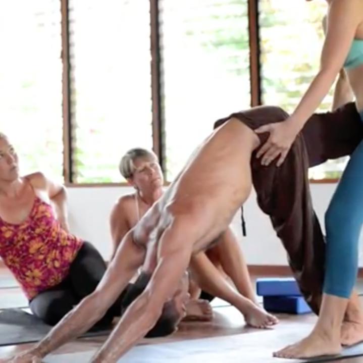Yoga Current Slider Image