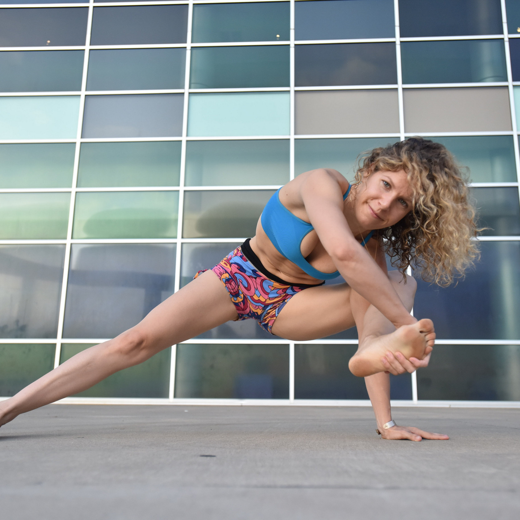 Courtney Bell Yoga