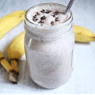 cacao coco milkshake