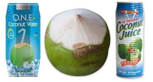 coconut waters