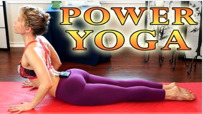 Yoga for Power