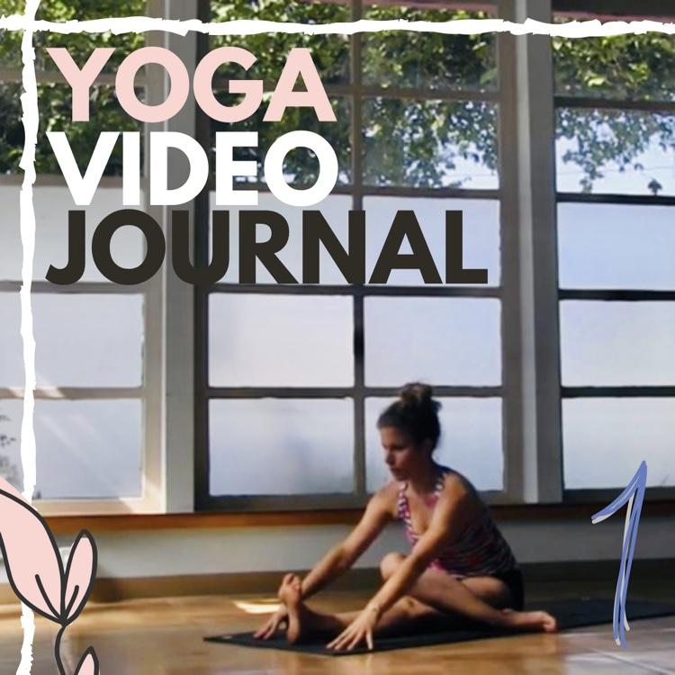 Yoga Video Journal One