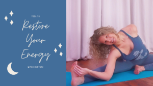 Restore Your Energy Supported Shoulderstand Yoga Class