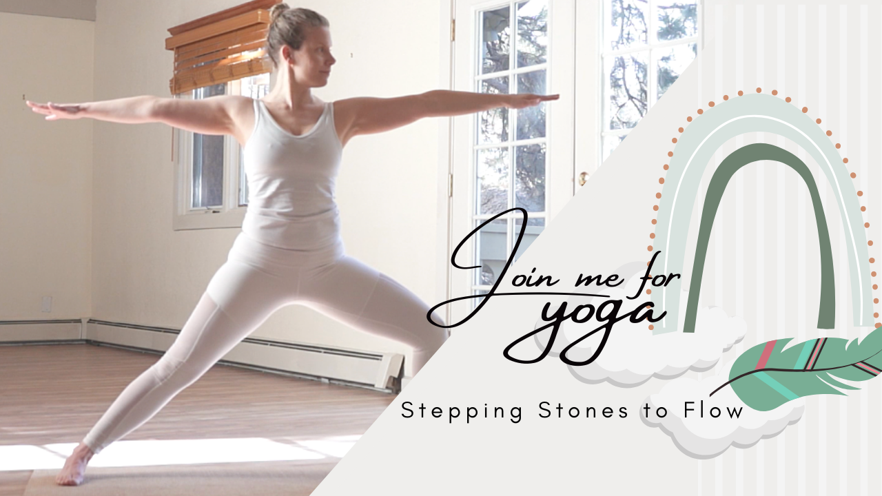 Stepping Stones To Flow Asana Practice Review