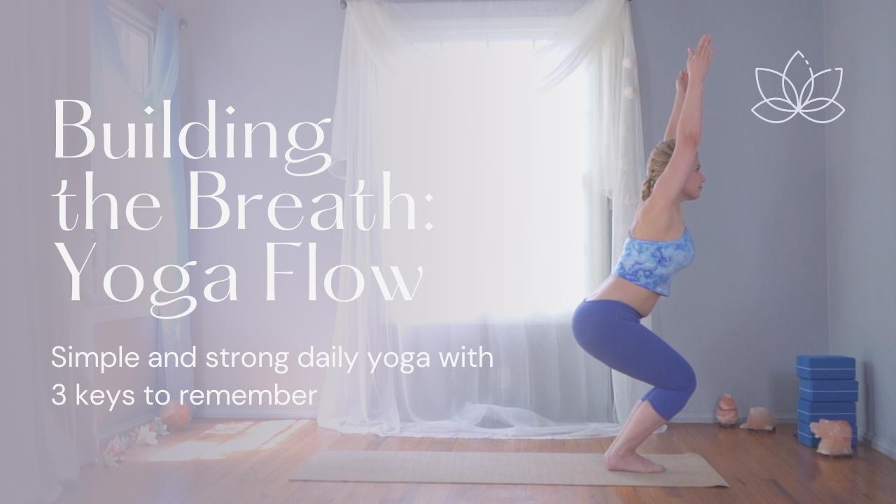 Daily Yoga Flow Courtney Bell Yoga