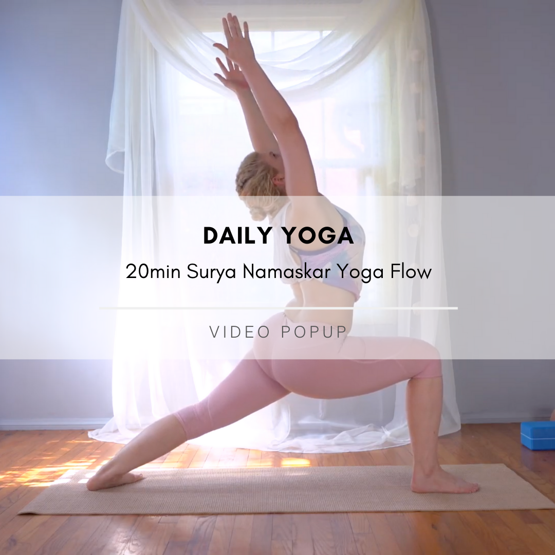 Daily Yoga Video