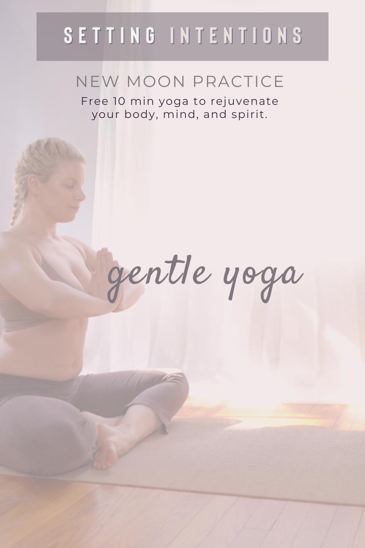 New Moon Yoga Daily Yoga